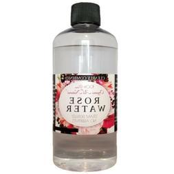 12 oz pure rose water 100 percent