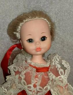 """15"""" tall furga italy doll with cool boots platinum blonde fu"""