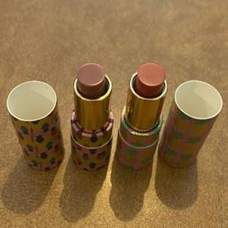 """2 X Tarte Rescue Quench Lip Minis in """"Rose"""" & """"Nude"""""""
