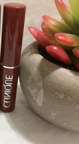 Clinique Almost Lipstick in Black Honey. Deluxe travel size
