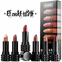 KAT VON D Best of Nudes Mini Studded Kiss Crème Lipstick- C