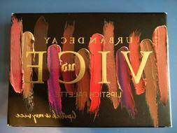 Urban Decay Blackmail Vice Lipstick Palette, NEW IN BOX, 100