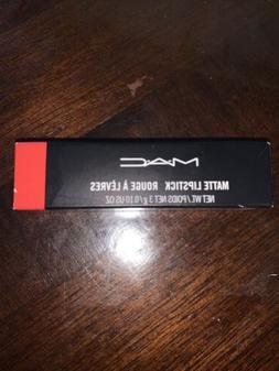 Brand New MAC MATTE LIPSTICK SO CHAUD  ~FULL SIZE~