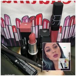 MAC BRAVE lipstick & SOAR Lip liner - Kylie Jenner Lip Combo
