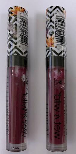Wet N Wild Color Icon Lip Gloss Half Size - #36250 Shutthe P
