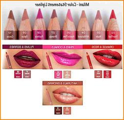Milani Color Statement Lip Liner True Intstant Color - Choos