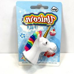 Cotton Candy Scented Stuart The Unicorn NPW Cute Lip Balm 0.