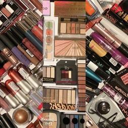 FUN 15 PIECE MIXED BEAUTY BAG Cosmetics Nails Face Eyes Lips