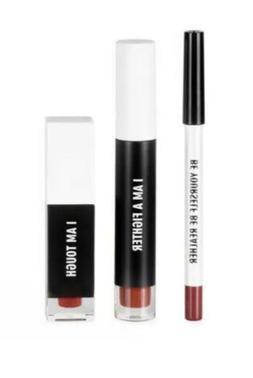 RealHer I Am Fabulous Lip Kit Sealed