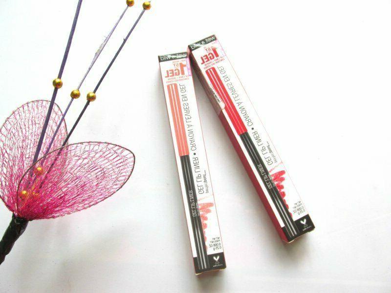 gel lip liner 658d 659d 654c 660d