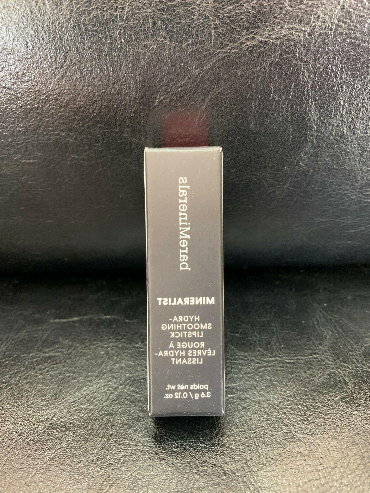 mineralist hydra smoothing lipstick choose color