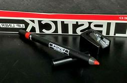 Lipstick Queen Lip Liner RED with sharpener full size NIB 0.