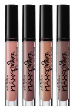 NYX Lip Lingerie Liquid Lipstick, Matte. Choose Your Color ~