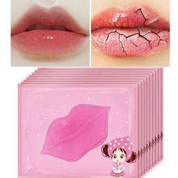 Lip Mask Moisture Gel Anti Aging Wrinkle Nourishing Collagen