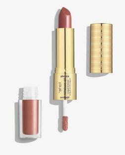 Tarte LipSculptor Lipstick & Lipgloss DUO 2 pc Set Nude Peac