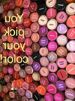 LIPSENSE Lipstick by SeneGence FULL SIZE .25 ** YOU PICK YOU