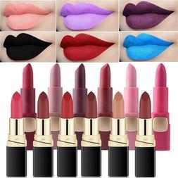 Long Lasting Velvet Liquid Lipstick Lip Gloss Lip Liner Wate