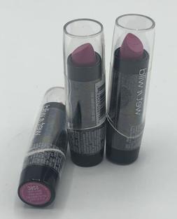 Lot of 3 SEALED Wet n Wild Lipsticks - # 526C Retro Pink