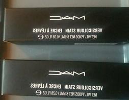 Mac Versicolor Lip Stain -set of 2- Always & Forever & Const