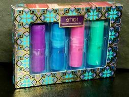 Tarte Mermaid Kisses 4pc Lipstick Set JETSET SANDALS SOAKED