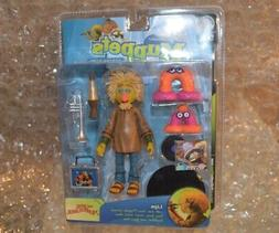 Palisades Muppet Lips Brown Shirt - Series 9 - From Dr Teeth