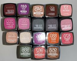 New Maybelline New York Color Sensational Lipstick Choose Yo