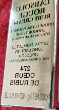 NewinBox Demo Lancome L'absolu Rouge Hydrating Lipstick 274