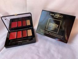 NIB $70 Guerlain Kisskiss From Paris Lip Contouring Palette