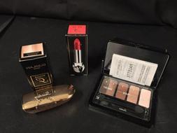 NIB Guerlain Natural Look Eyeshadow, Red Lipstick & Lipstick