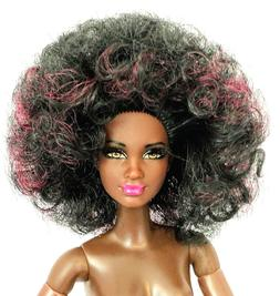 Nude AA M2M Mbilil Fashionista HYBRID Restyled Hair Repainte