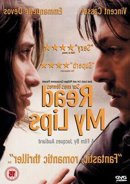 Read My Lips DVD  Vincent Cassel, Audiard  cert 15