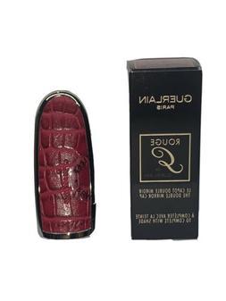 Guerlain Rouge G Lipstick Case Wild Jungle, The Double Mirro