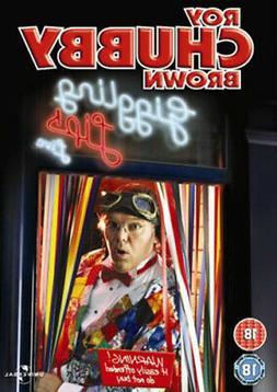 Roy Chubby Brown: Giggling Lips DVD  Michael Forster cert 18