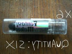 six black lipstick fantasy maker wet n wild quantity 6 lipst