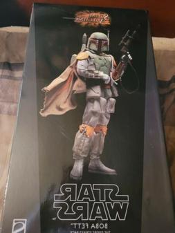 Star Wars Sideshow Toys Boba Fett ESB 1/6 scale LIP Please R