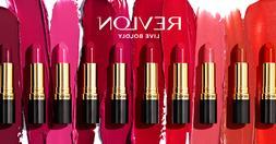 Revlon Super Lustrous Lipstick Choose Your Color Sealed NEW/