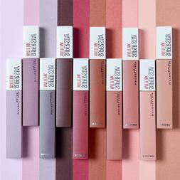Maybelline New York SUPER STAY MATTE INK Lip Color - Choose