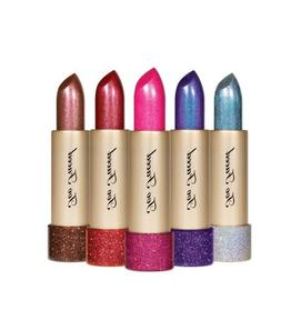 Too Faced Throwback Metallic Sparkle Lipstick - Choose Color