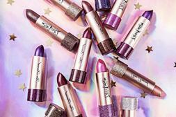 Too Faced Throwback Metallic Sparkle Lipstick NIB **CHOOSE S