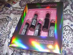 Wet n' Wilf glam wonderland 5 piece lipstick set